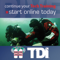 Technical Diving International Advanced Nitrox Diver Training, 360-991-2999